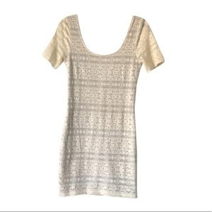 Abercrombie & Fitch fitted dress